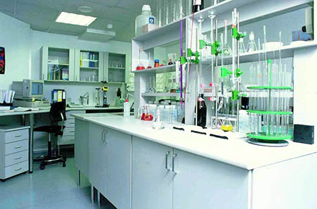 Аккредитованная лаборатория по анализу и тестированию Ейской лечебной грязи