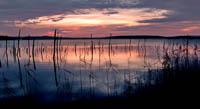Озеро Тамбукан - источник Тамбуканской лечебной грязи